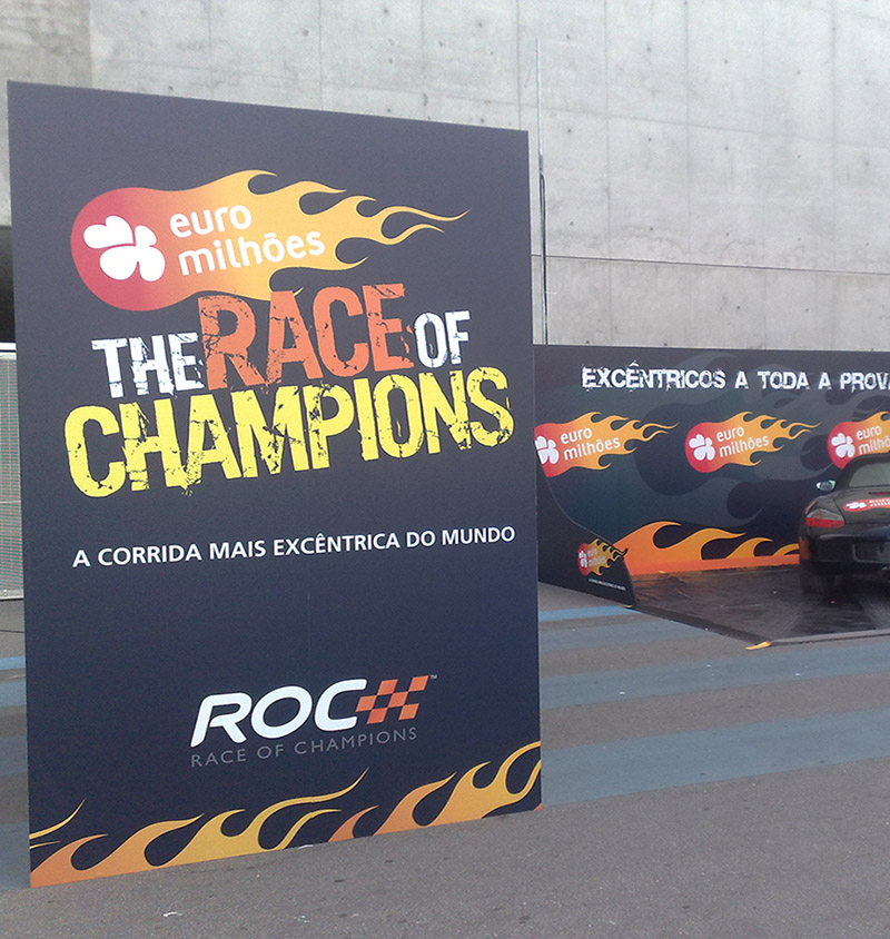 Race of Champions Euro Milhões