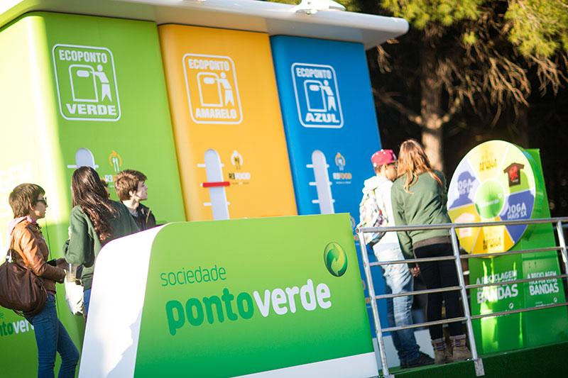 Sociedade Ponto Verde - Rock in Rio 2014