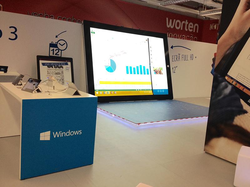Microsoft Espaço Inovação Colombo